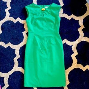 Guess green dress 2